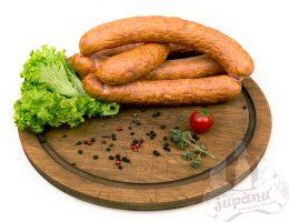 Taranesti sausages