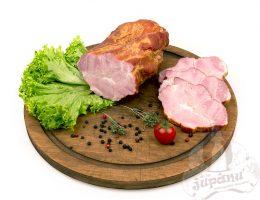 Pressed pork nape