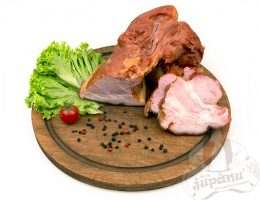Smoked pork belly boneless