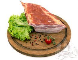 Smoked pork fillet