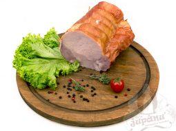 Tiganesc pork sirloin