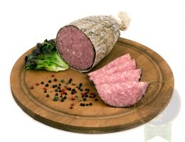 Bistricior salami