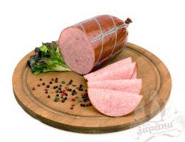 Rustic salami
