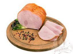 Pressed & smoked ham